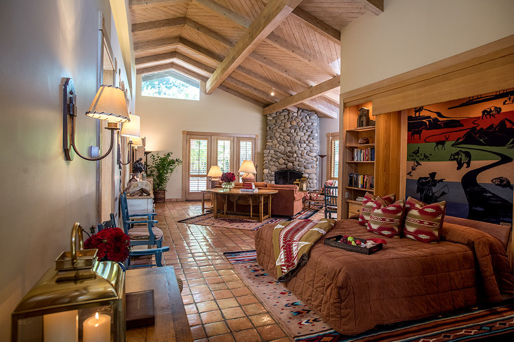 The Grand Suite at the Alisal Guest Ranch & Resort in Solvang, California