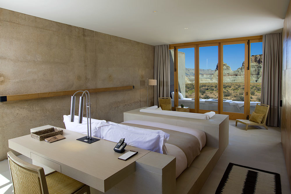 Mesa Pool Suite  at Amangiri in Canyon Point, Utah