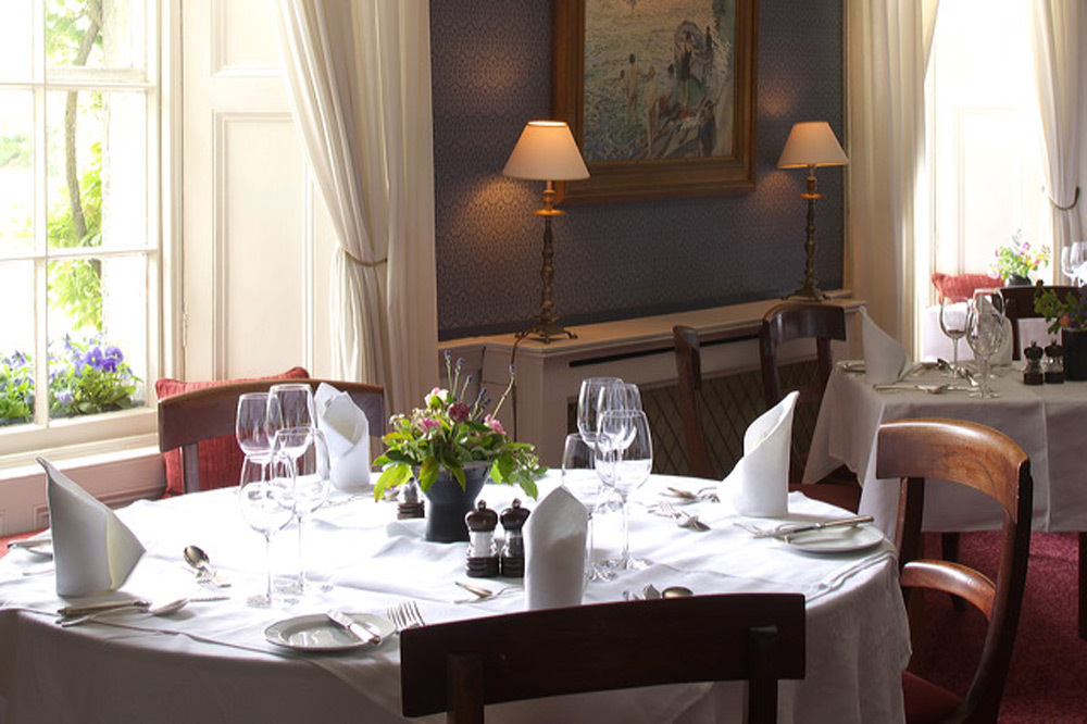 Yeats dining room