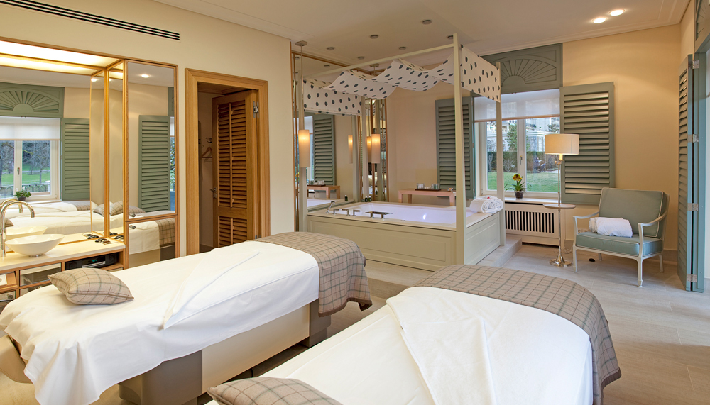 Brenners Park Hotel & Spa Villa Stephanie Spa