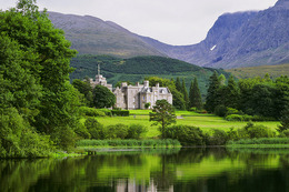 Inverlochy Castle Hotel and Restaurant