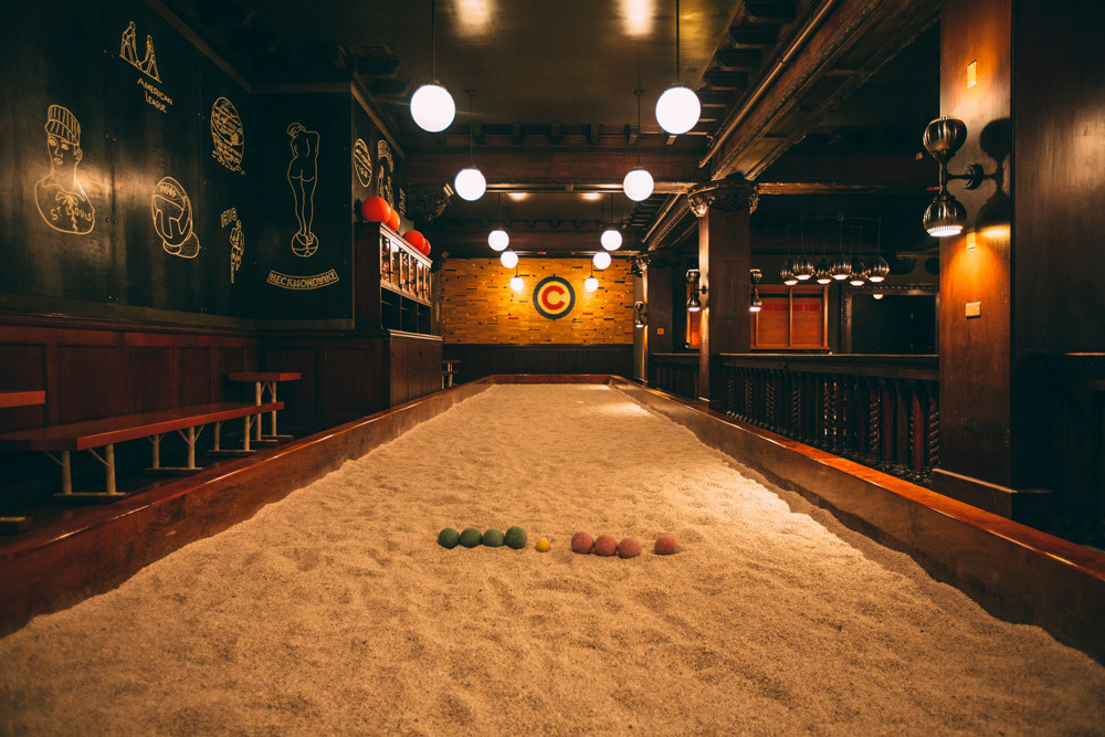 Chicago Hotels With Game Rooms