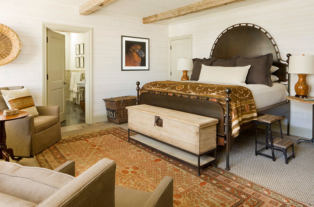 The Beckwith Bedroom at Scarp Ridge Lodge in Crested Butte, Colorado