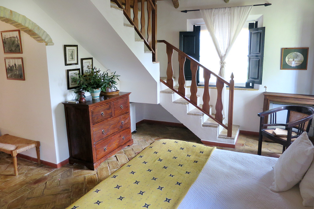 The Deluxe Room at Hacienda de San Rafael in Jerez, Spain