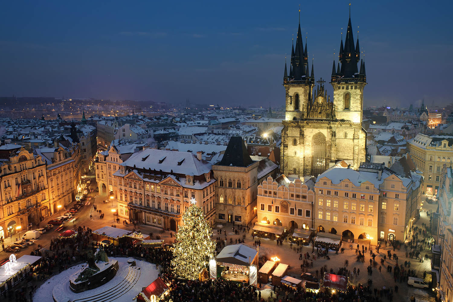 Itinerary | European Christmas Markets | Hideaway Report