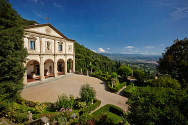 The Exterior at Belmond Villa San Michele in Florence, Italy