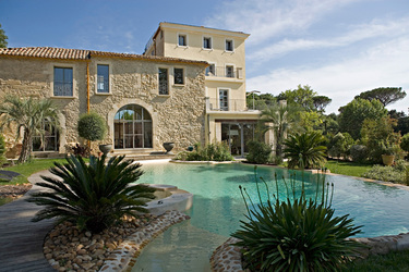 The Exterior at Domaine De Varchant in Languedoc-Roussillon, France