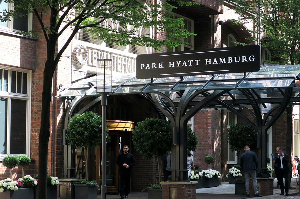 Park Hyatt Hamburg Hamburg Hotel Hideaway Report