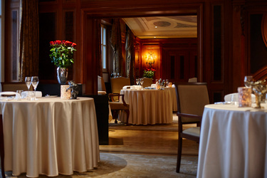 Fine Dining at Hotel Adlon Kempinski in Berlin, Germany