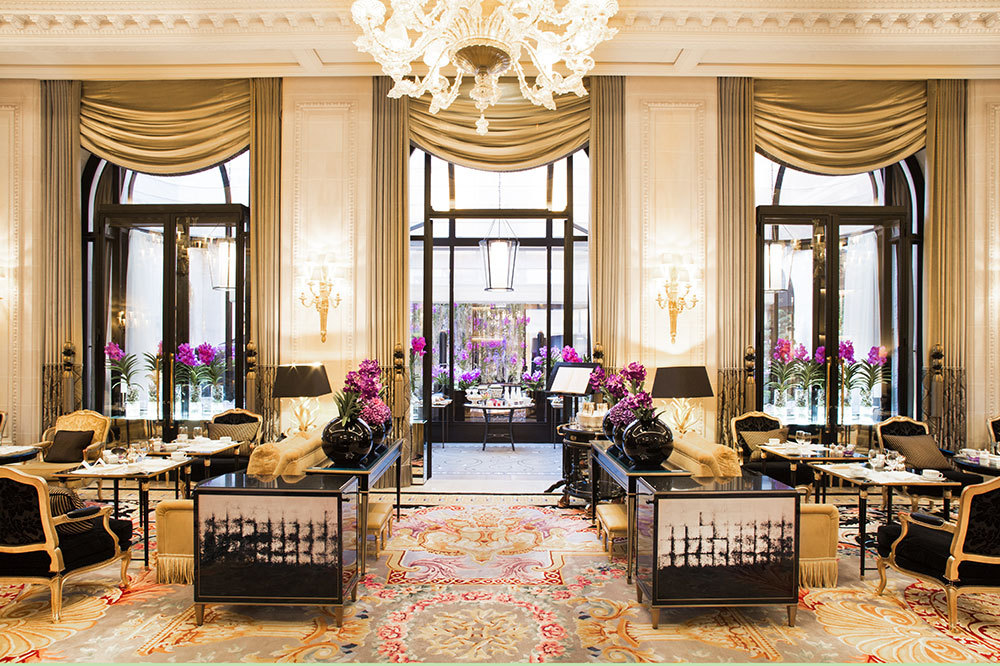 La Galerie at Four Seasons Hotel George V Paris