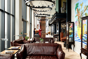 The Granary Café at The Silo in Cape Town, South Africa