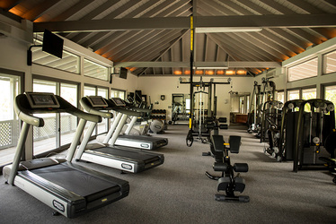 The Gym at Carlisle Bay in Antigua, Caribbean