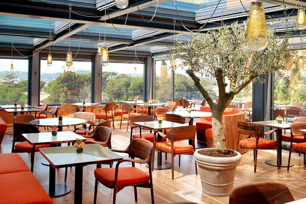 Hotel eden luxury hotel in rome italy - Hotel giardino d europa roma rm ...