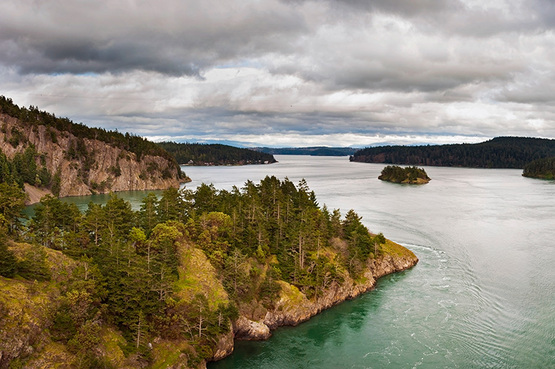 Pacific Northwest Itinerary | Seattle & the San Juan Islands