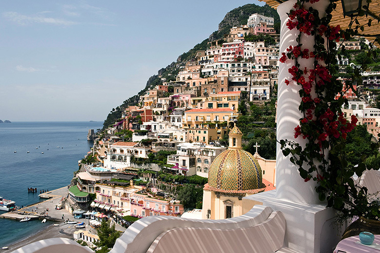Rome to Amalfi Itinerary