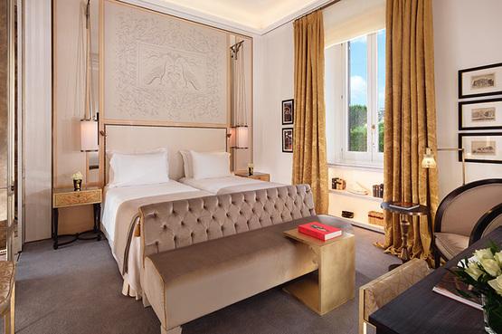 Hotel Eden Via Veneto Rome Hotel Hideaway Report