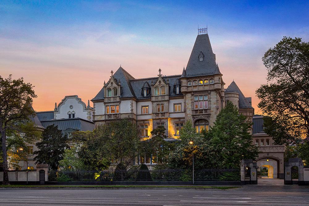 villa kennedy a rocco forte hotel luxury hotel in frankfurt area germany. Black Bedroom Furniture Sets. Home Design Ideas