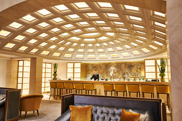 The Lobby Bar at Hotel Adlon Kempinski in Berlin, Germany
