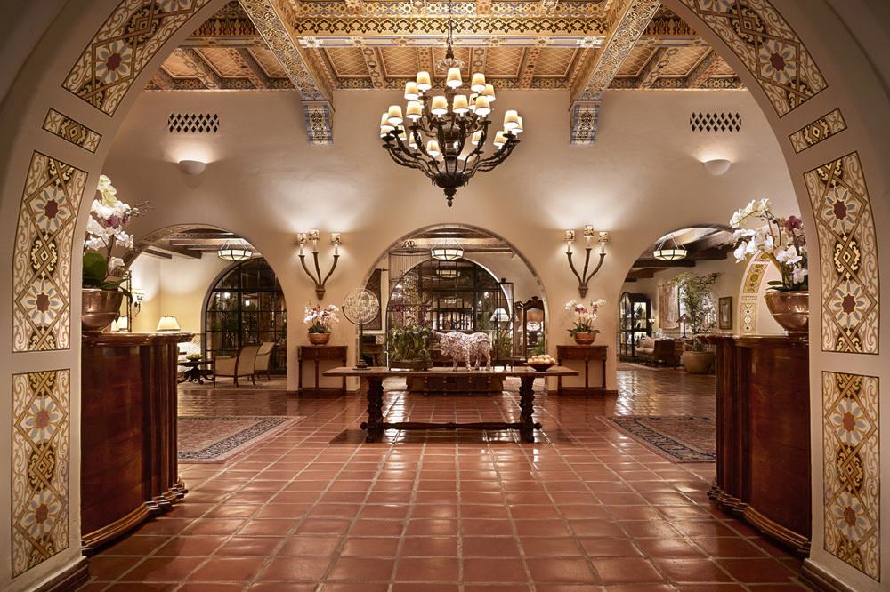 Four Seasons The Biltmore Luxury Hotel In Santa Barbara