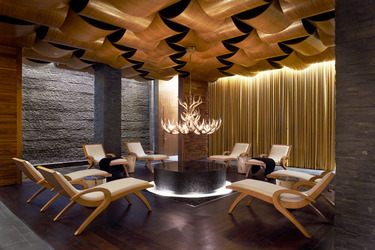 viceroy snowmass spa relaxation lounge credit christian horan