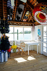 Kamalame Cay dive shop