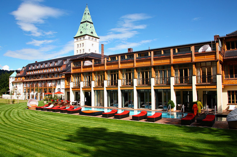 Schloss Elmau Spa and Hideaway