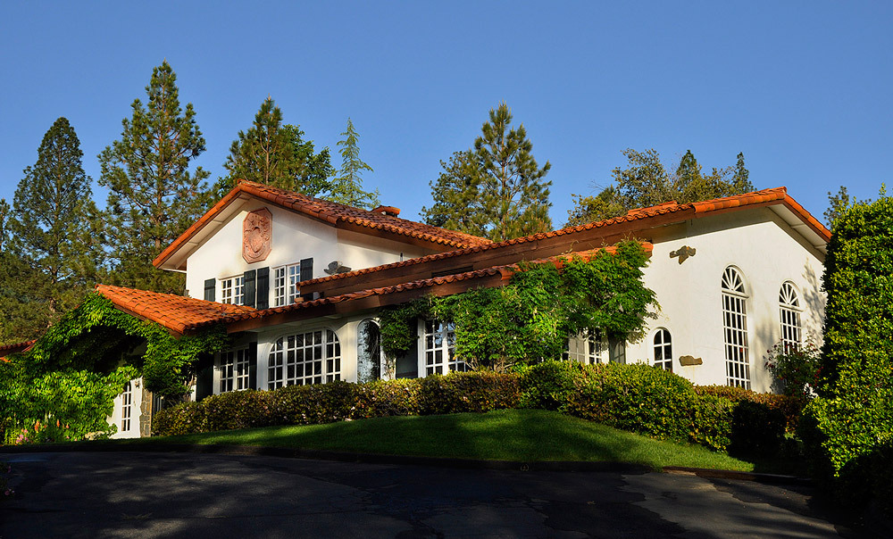 Ch 226 Teau Du Sureau Luxury Hotel In Yosemite National Park