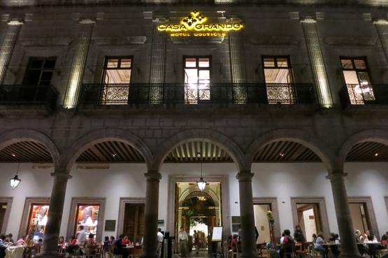 Casa Grande Morelia Mansion Hotel Hideaway Report