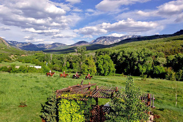 Smith Fork Ranch Landscape