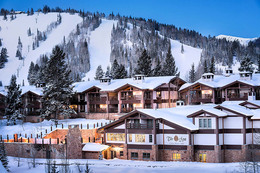 Where to stay in Park City, Stein Eriksen Lodge