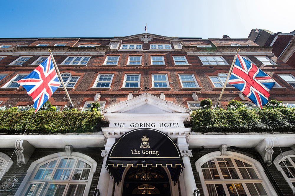 The Goring in London, England