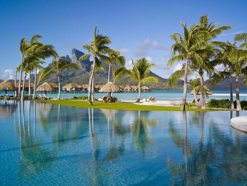 Four Seasons Resort Bora Bora Hideaway Report