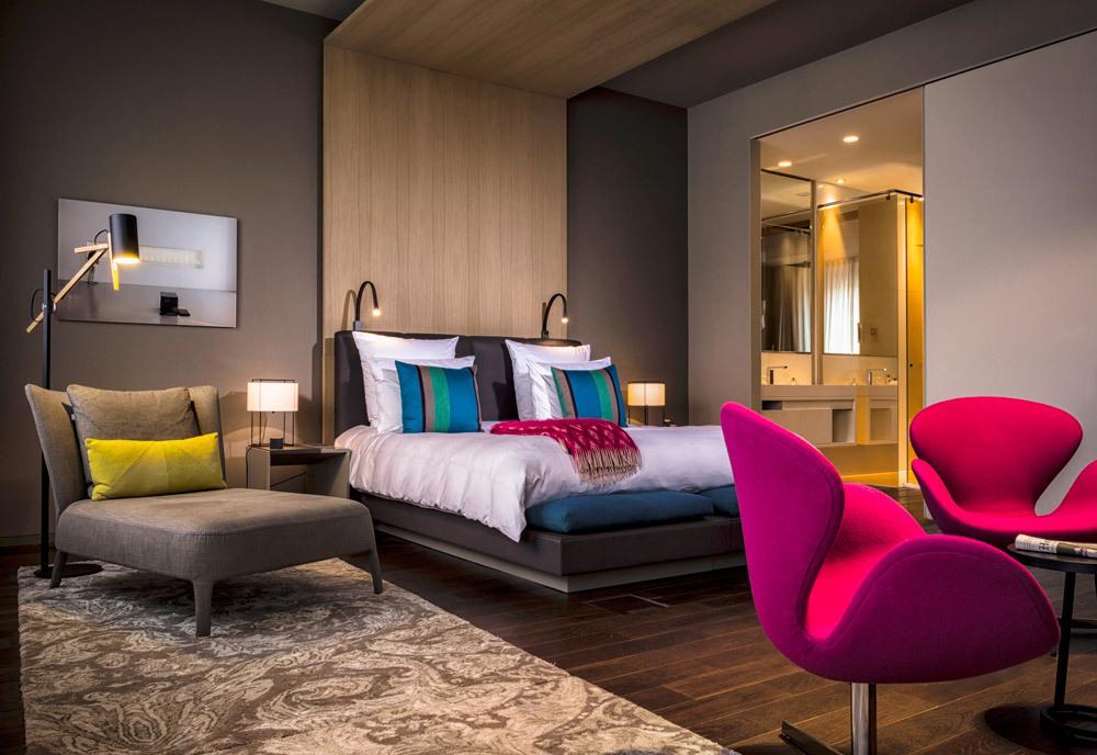 Das Stue Luxury Hotel In Berlin Germany