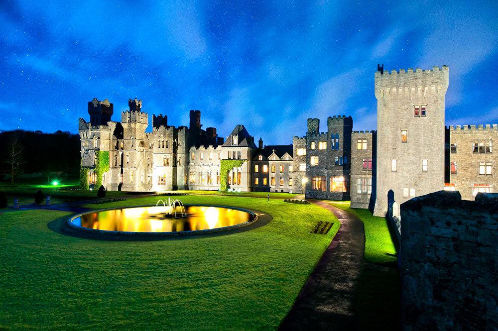 Ashford Castle Lough Corrib Castle Hotel Hideaway Report