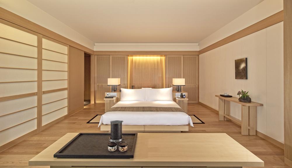Aman Tokyo Tokyo Hotel Hideaway Report
