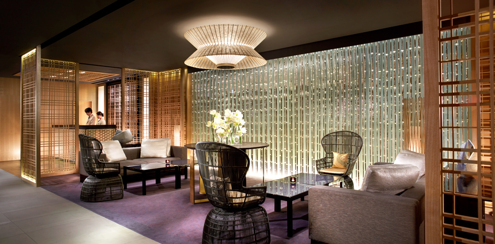 kyoto ritz carlton reception