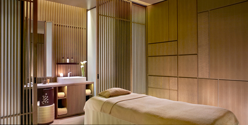 kyoto ritz carlton spa room