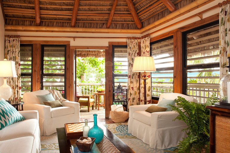 Little Palm Island escape suite