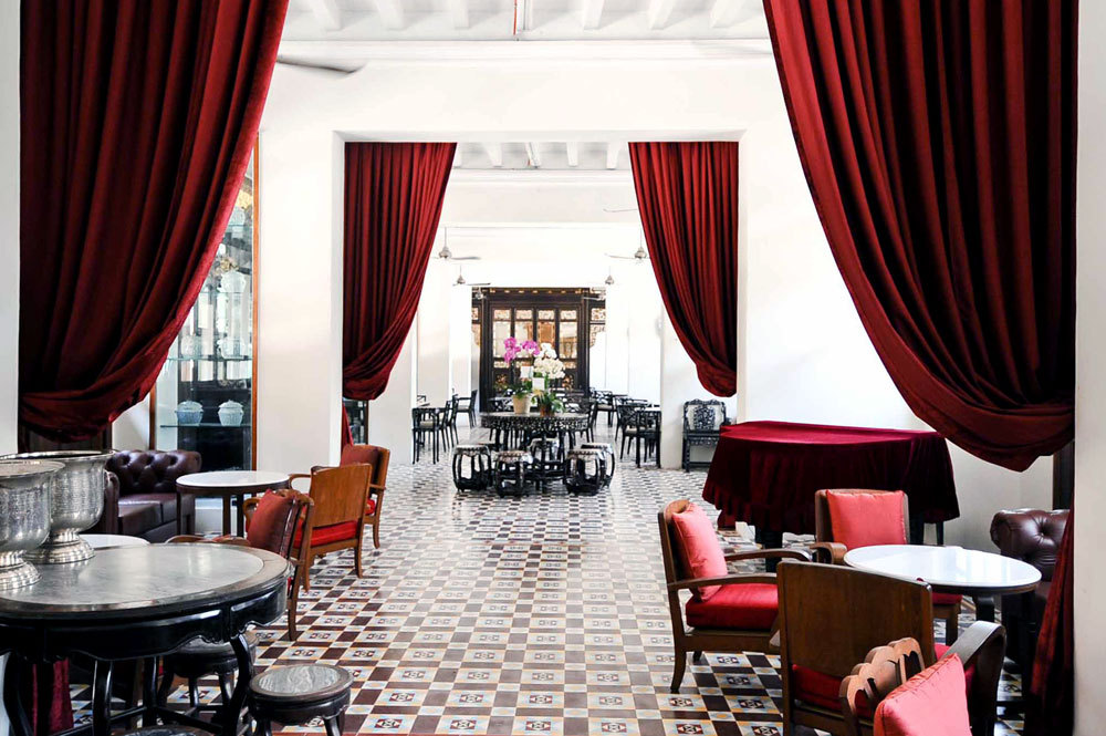 Seven Terraces Luxury Hotel In Penang Malaysia