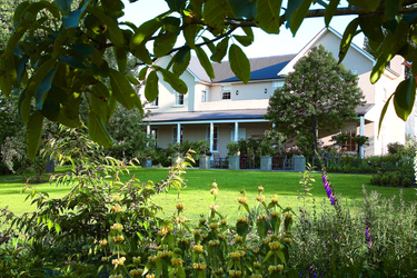The Exterior at The Edenhouse in Nelson, New Zealand