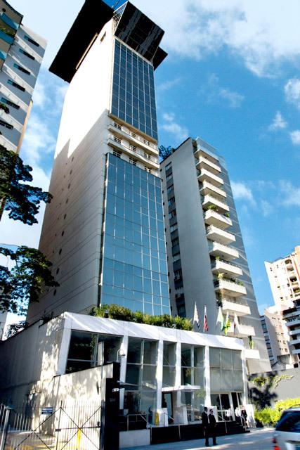 Hotel Emiliano Exterior Tucareines
