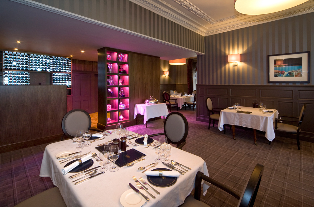 Isle Of Eriska Hotel Restaurant