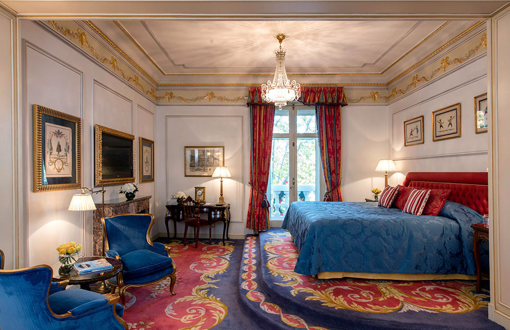 Hotel Ritz Madrid Belle Epoque Hotel Hideaway Report