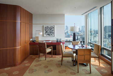 tokyo peninsula executive suite luxury hotels