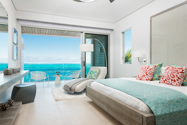 Grace Bay Club Dunes bedroom