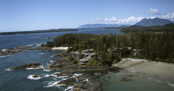 Wickaninnish Inn Luxury Hotel In Vancouver Island