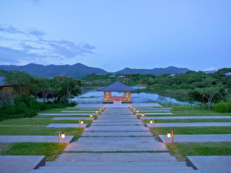 amanoi spa_lake terraces