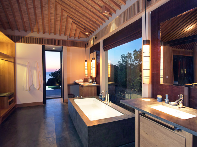 amanoi pool pavilion bathroom