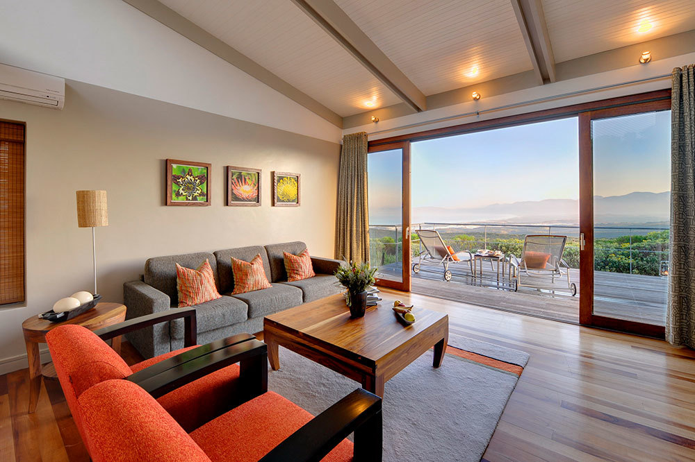 Luxury Suite at Grootbos Private Nature Reserve in Gansbaai