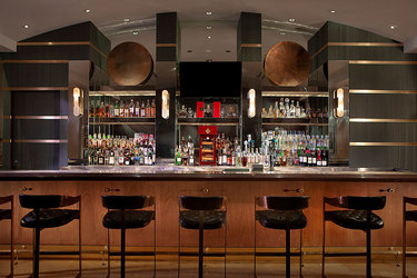AQ Bar at Acqualina Resort & Spa on the Beach in Miami, Florida